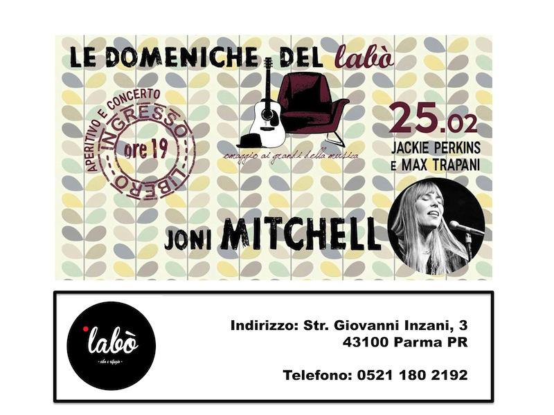 Live at Labò, Parma!