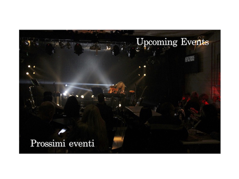 Next concerts!