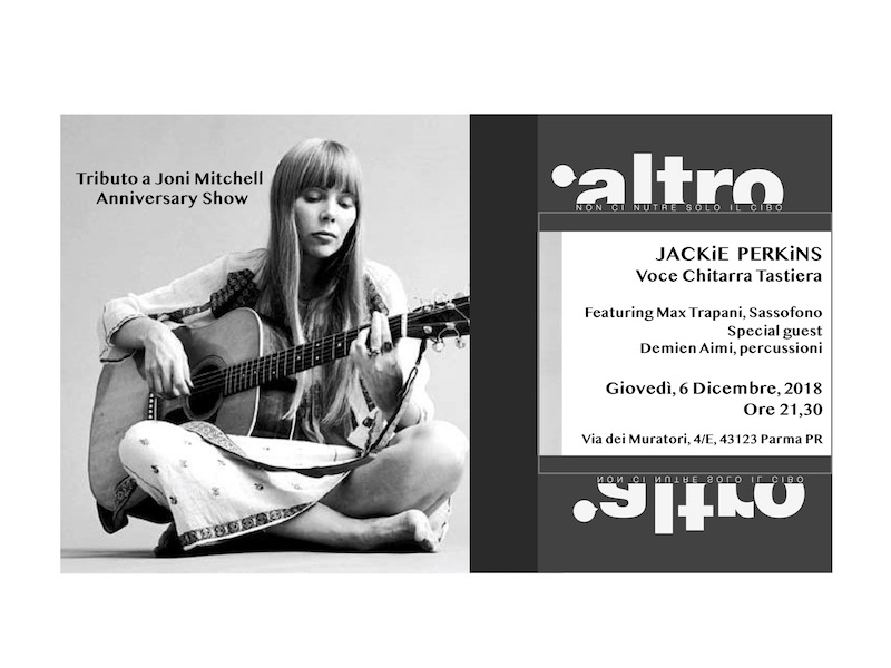 Joni Mitchell tribute anniversary show!