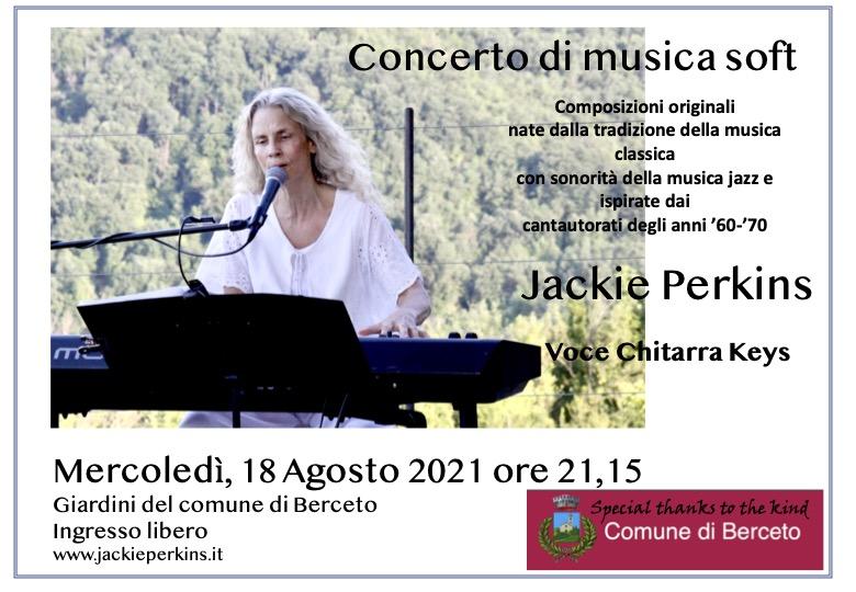 Concerto di musica soft a Berceto (PR)